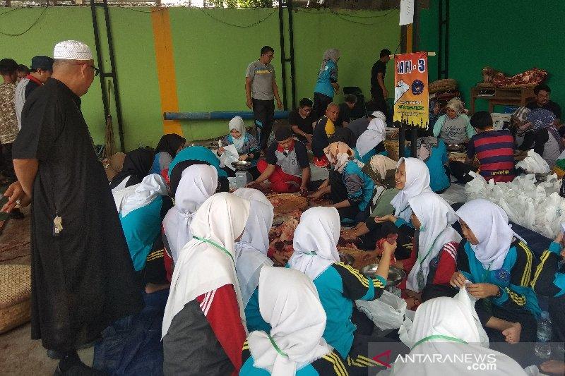 Ratusan siswa SMKN 1 Garut ikuti pelajaran memaknai perjuangan Nabi Ibrahim