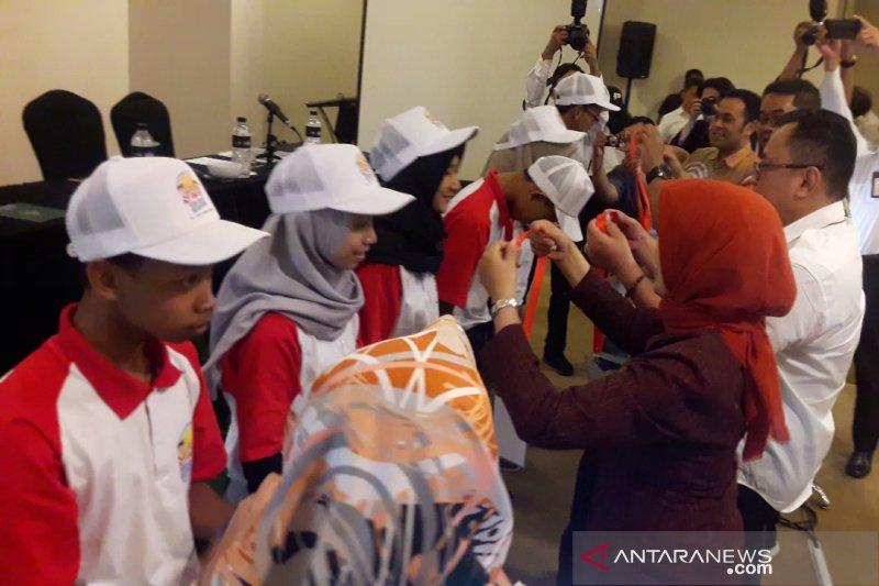 Lima BUMN melepas peserta SMN DIY ke Riau