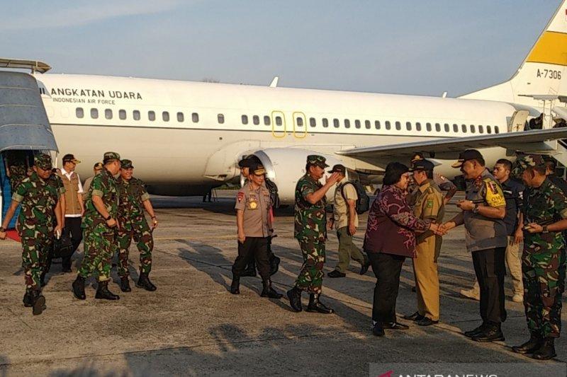 Panglima TNI janjikan Hercules pengebom air di Karhutla Riau