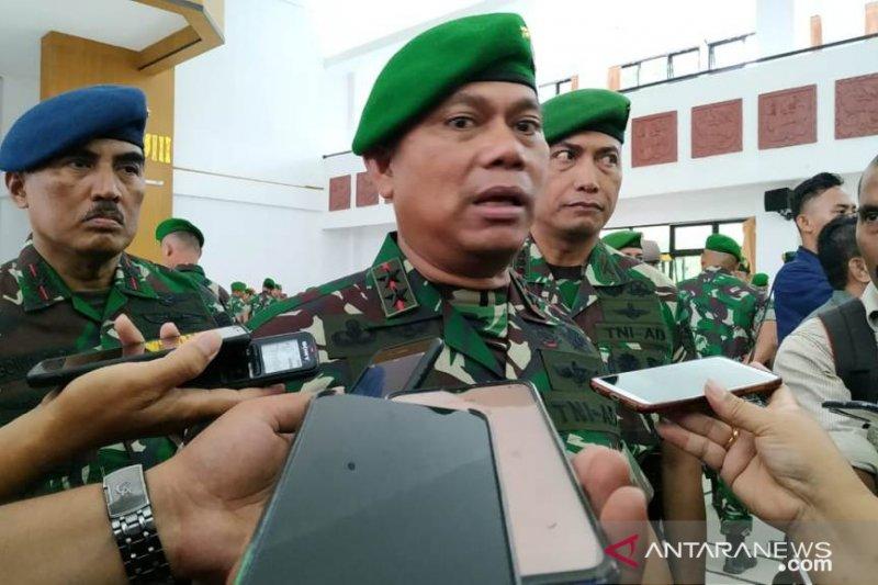 Pangdam Cenderawasih tidak bisa intervensi penyidikan kasus penjualan amunisi