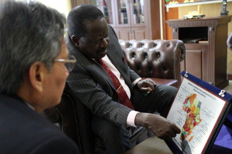 Indonesia mendorong partisipasi Uni Afrika dalam dialog infrastruktur