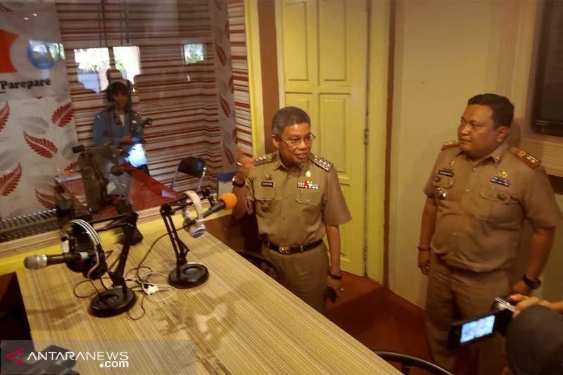 Wali Kota motivasi jajaran Diskominfo Parepare
