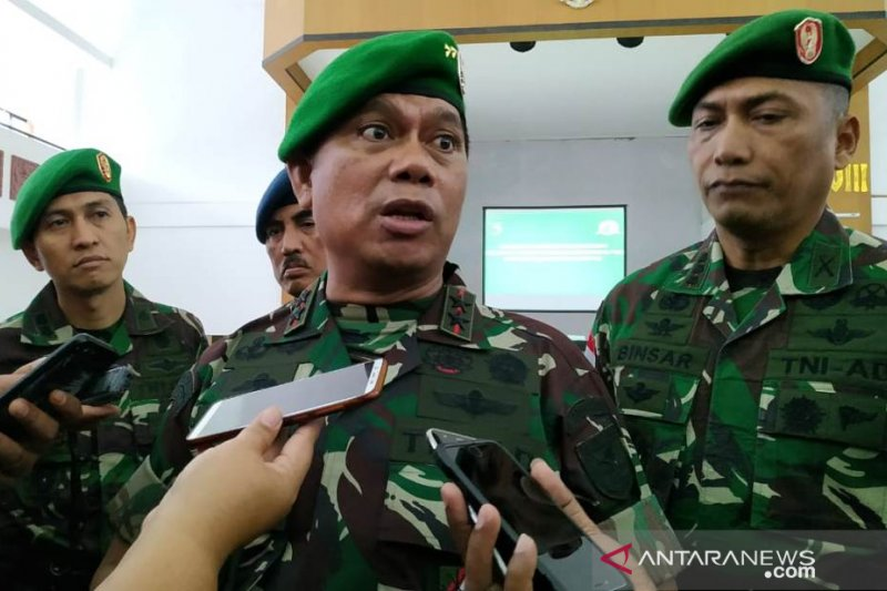 Pangdam Cenderawasih: Kami terus mencari helikopter MI-17