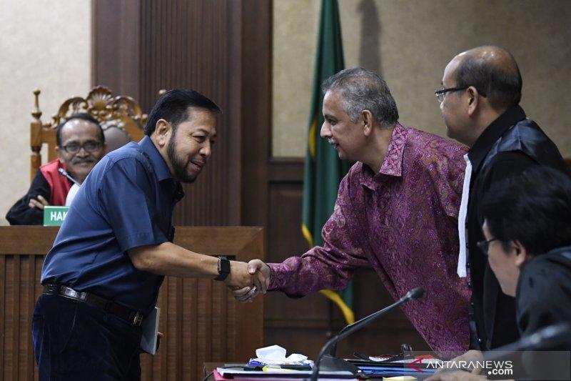 Setya Novanto saksi kasus  PLTU Riau-1
