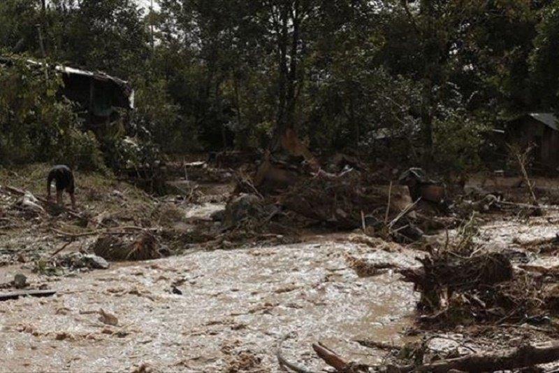 Jumlah korban jiwa bertambah jadi 53 orang akibat tanah longsor di Myanmar