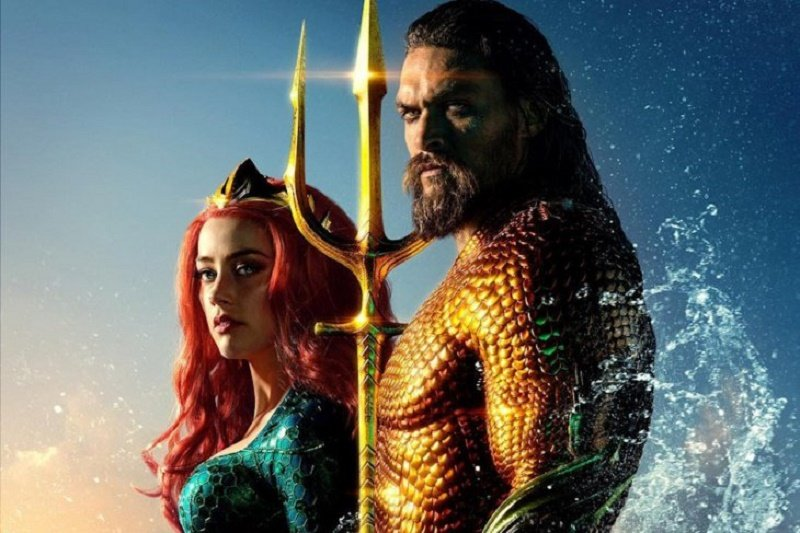 """Ditabrak buldoser, Jason Momoa belum bisa syuting film """"Aquaman 2"""""""