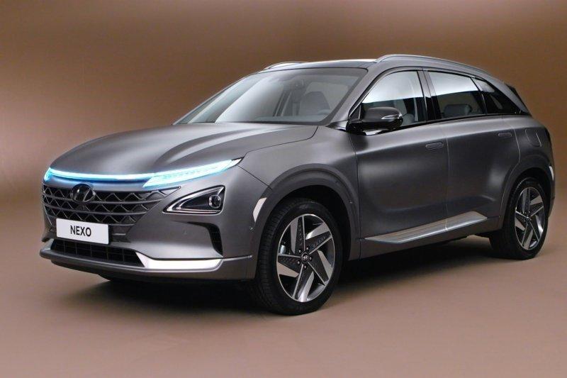 Hyundai Nexo dinobatkan jadi salah satu kendaraan paling aman di AS
