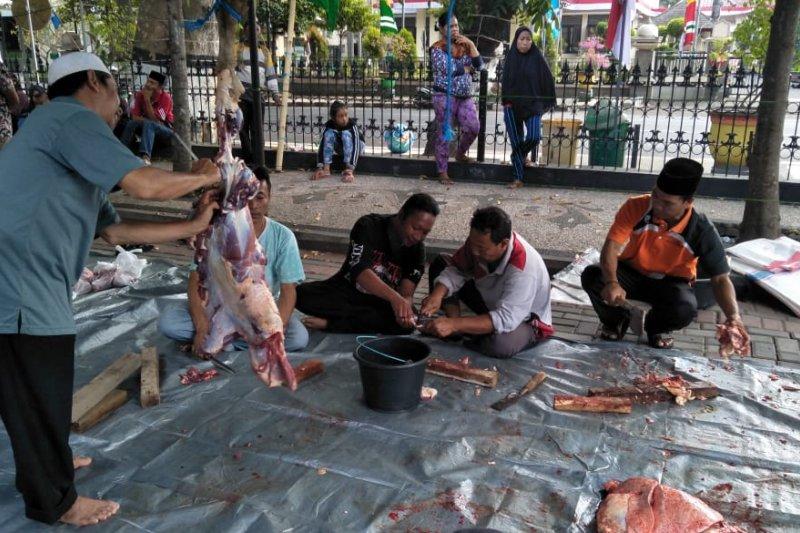 Petugas kesehatan kurban Mataram temukan empat kasus cacing hati
