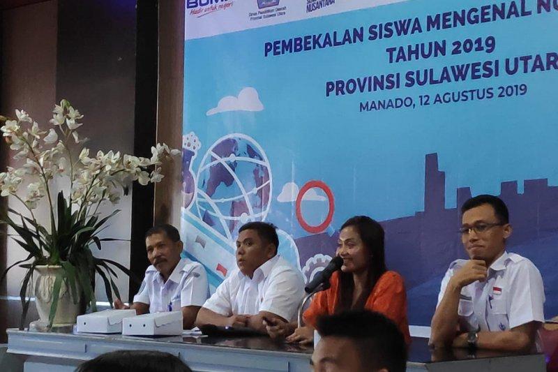 SMN 2019 Resmi Dibuka di Manado Foto Page 1