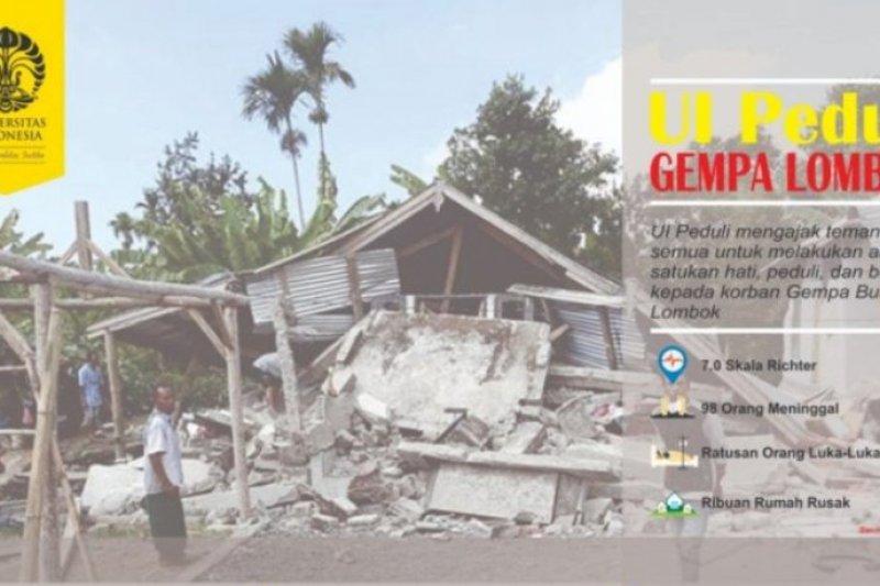 Klinik Digital Vokasi UI: Tantangan baru dalam bencana alam tentang hoaks