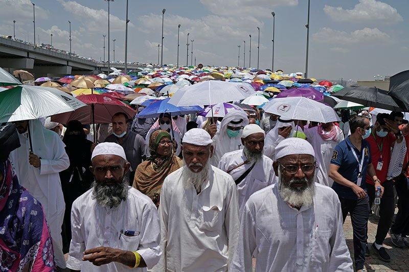 Jemaah haji asal Agam kembali 20 Agustus