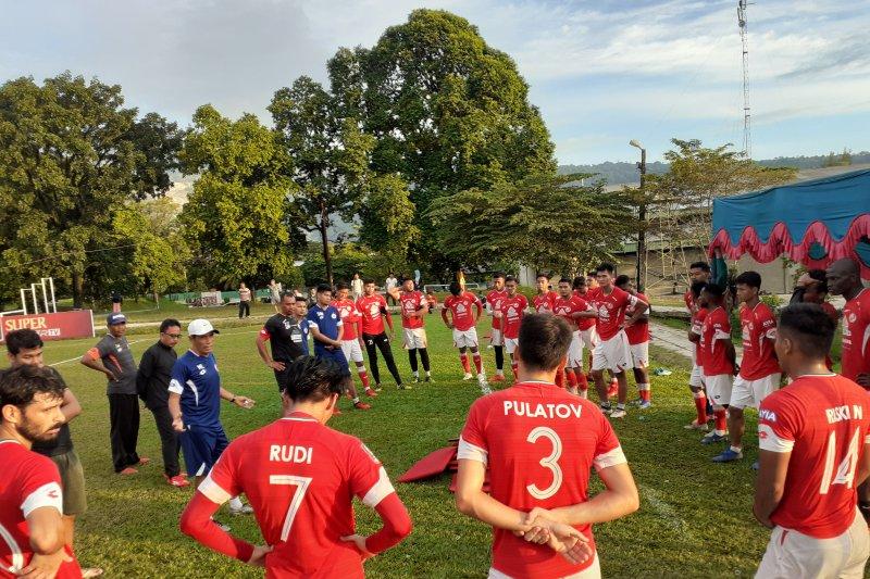 Akhirnya Semen Padang FC raih kemenangan perdana