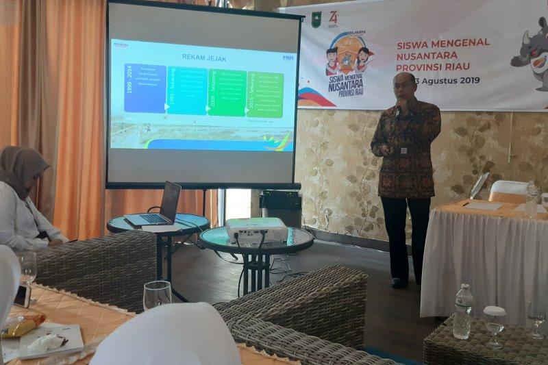 PNM bocorkan kesempatan berkarir di BUMN kepada peserta SMN Riau
