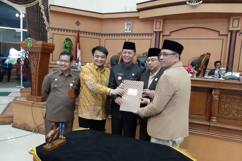 KUA-PPAS APBDP Tanjungpinang naik Rp46 miliar