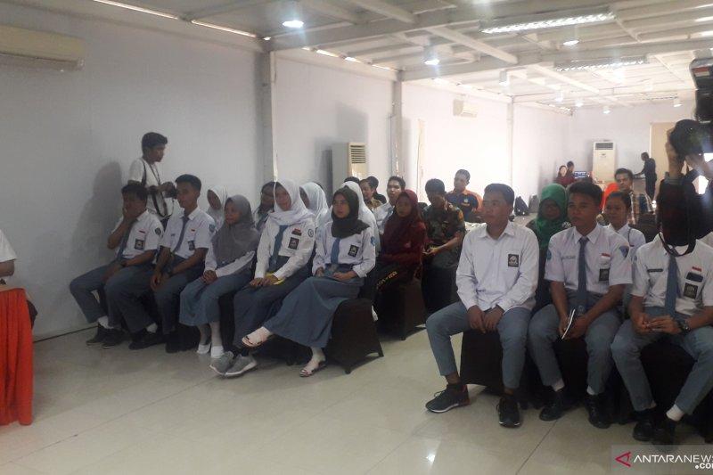 23 pelajar SMN dari Babel ukuti pembekalan siswa mengenal nusantara