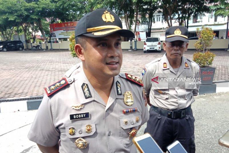 Polisi selidiki penyebab Karhutla di Aceh Barat