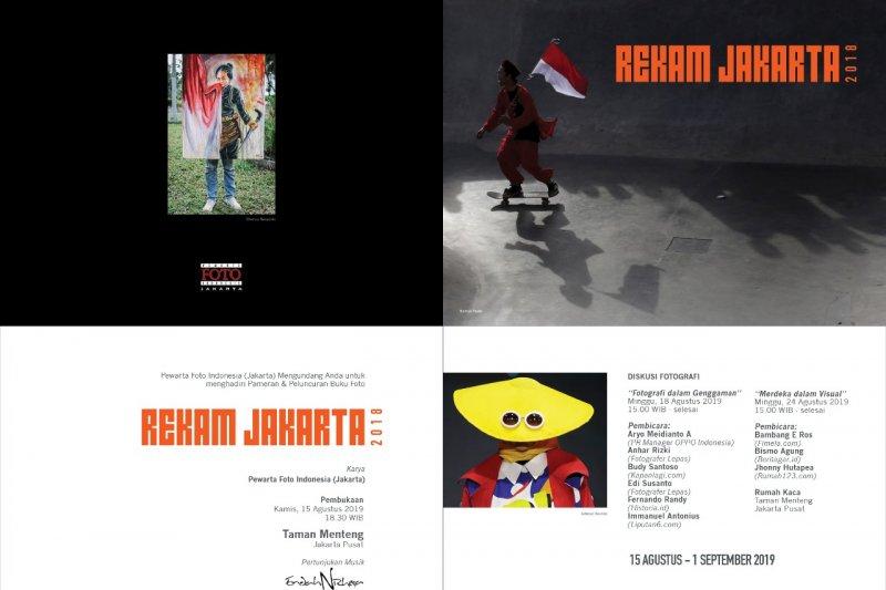 PFI  gelar pameran foto Rekam Jakarta 2018