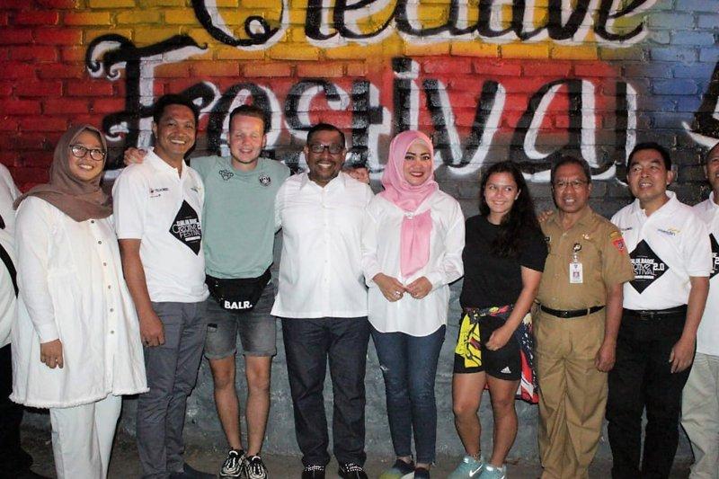 "Gubernur Maluku apresiasi ""Djalan Baroe Creative Festival 2.0"""
