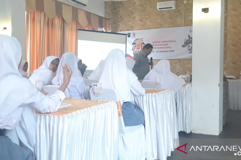 HK kenalkan Tol Pekanbaru-Dumai ke peserta SMN Riau