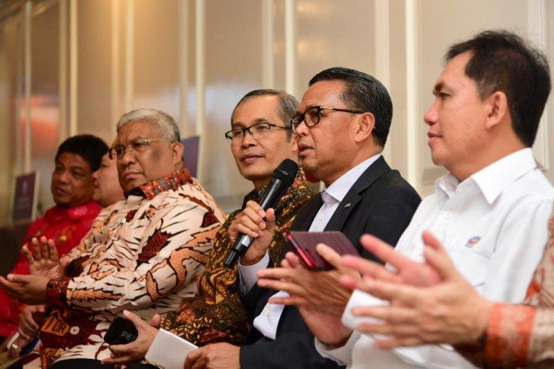 Gubernur se Sulawesi sepakat Gandeng BPH Migas dan Pertamina optimalkan APBD