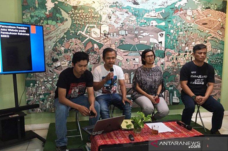 LSM: hentikan reklamasi Teluk Benoa di kawasan rawan bencana Bali