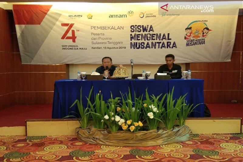 BHUN-ANTARA memberi pemahaman jurnalistik pada 23 peserta SMN