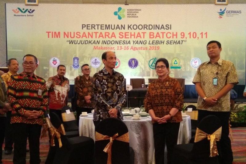 Menkes gandeng kementerian terkait bahas Nusantara Sehat