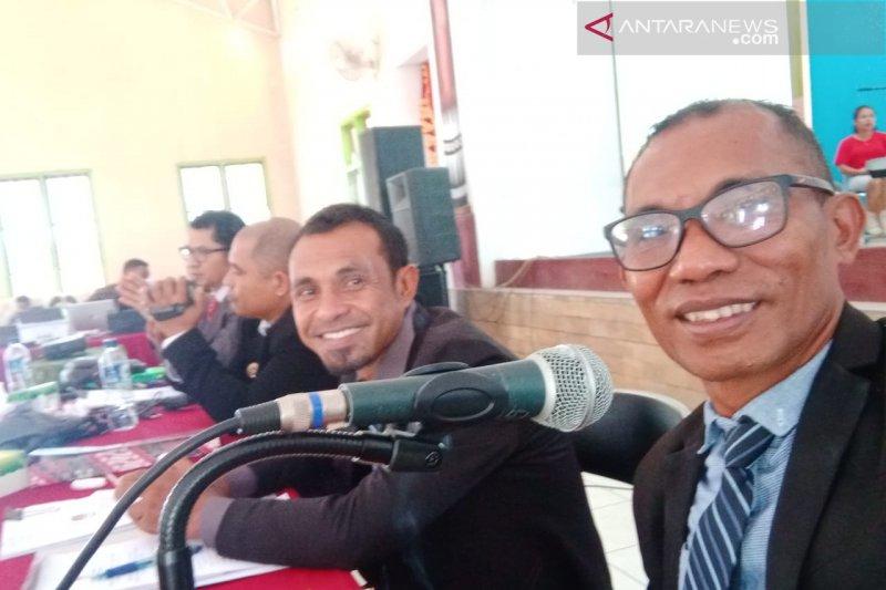 KPU Flores Timur tetapkan 30 anggota DPRD untuk periode 2019-2024