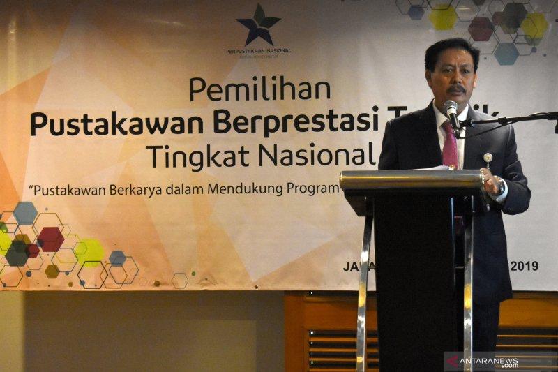 Kebutuhan pustakawan Indonesia sebanyak 500 ribu orang
