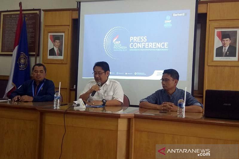 Ratusan mahasiswa dari 54 PTM se-Indonesia ikuti PSM di UMP