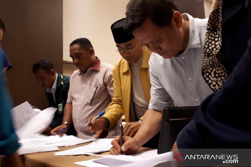 Daftar nama  calon terpilih anggota DPRD Palu
