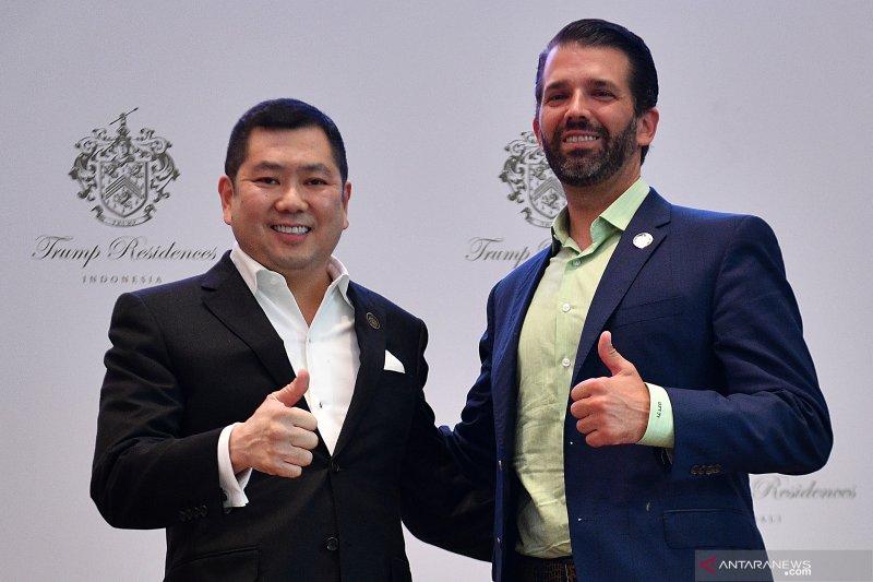 Putra Donald Trump investasi properti ultra mewah di Indonesia