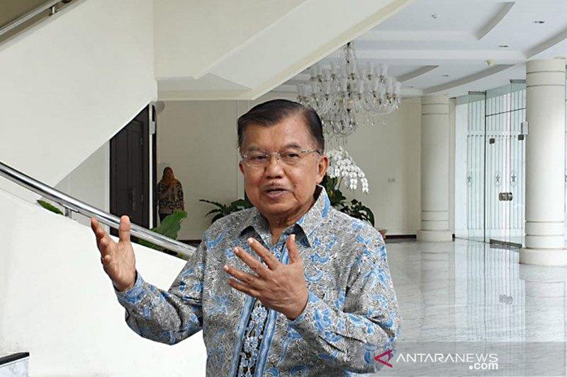 Wapres JK terbang menuju Yogyakarta hadiri Kongres Pancasila XI