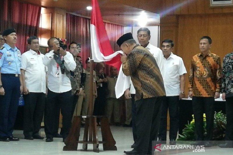 Di hadapan Wiranto, anak Kartosuwiryo baca ikrar setia pada NKRI