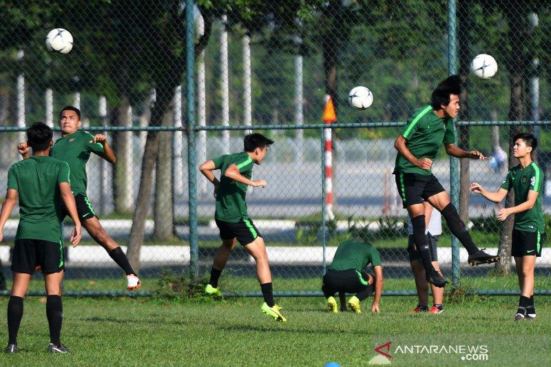 Timnas U-18 buka lowongan pemain baru