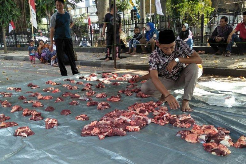 Kasus cacing hati hewan kurban Mataram meningkat