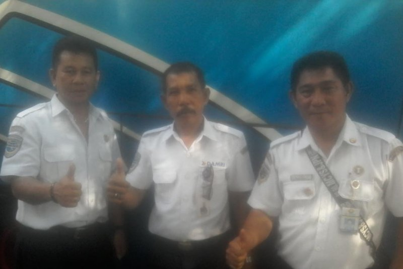 Perum Damri Cabang Manado Operasikan 37  bus