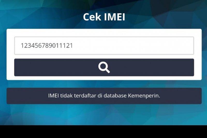 Mesin blokir IMEI berjalan optimal pada Agustus
