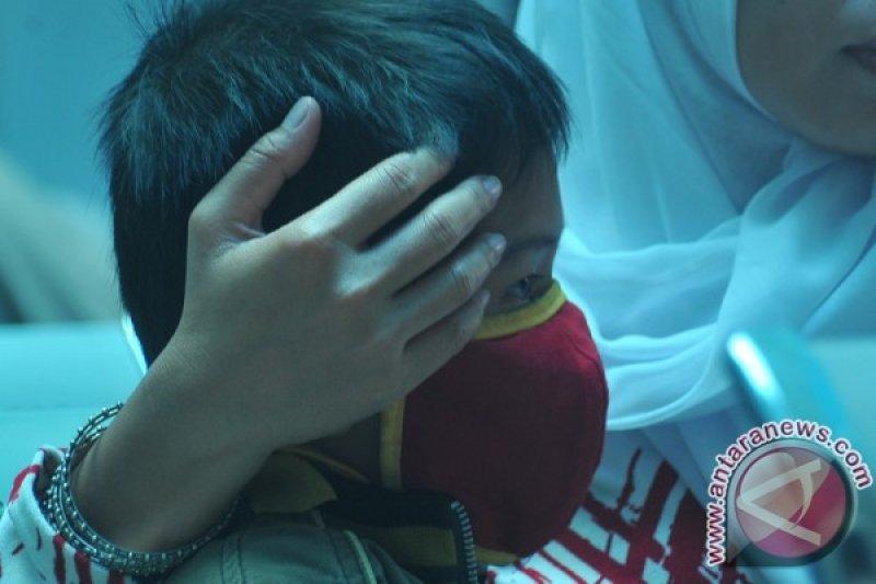 Penderita ISPA di Sumatera Selatan 274.502 orang dipicu karhutla