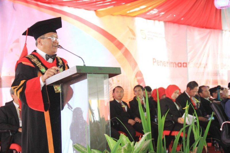 Itera terima 3.660 mahasiswa baru