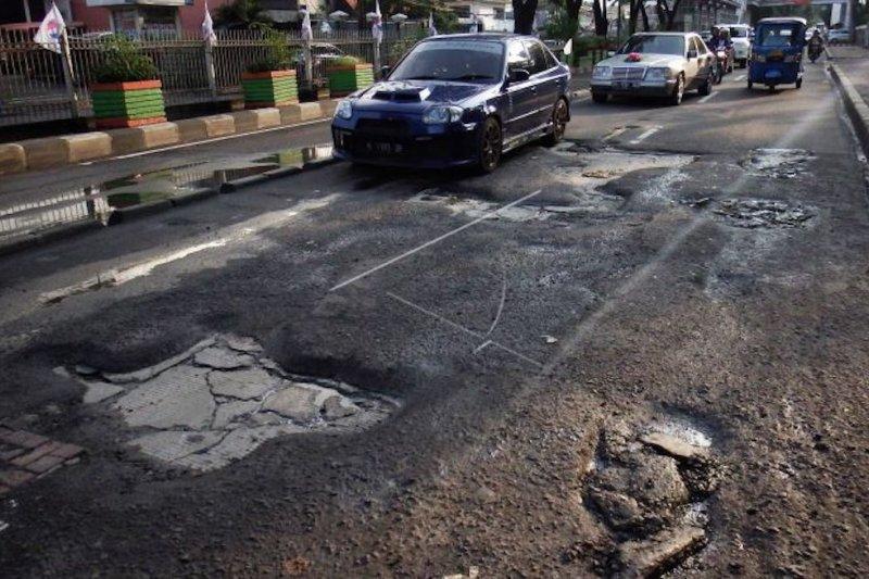 Perbaikan 1.204 ruas jalan Kota Palembang butuh Rp1,3 triliun