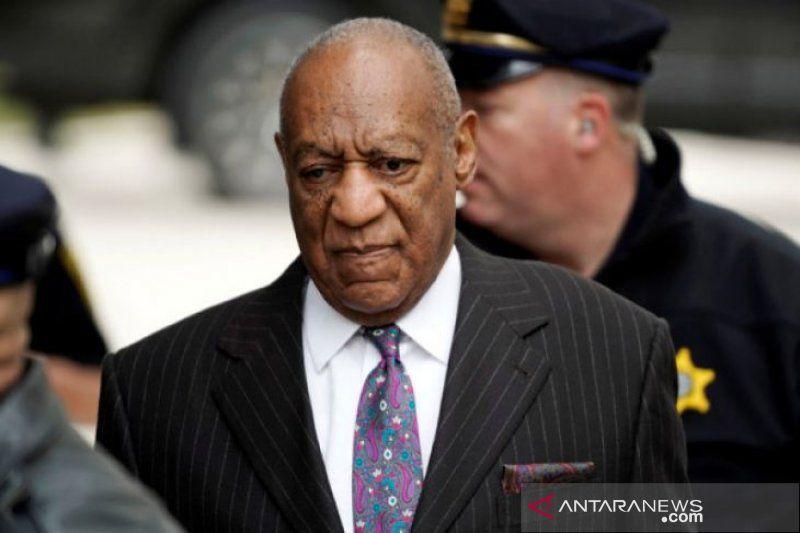 Terjerat kasus kekerasan seksual, Bill Cosby sebut pengadilan tak adil