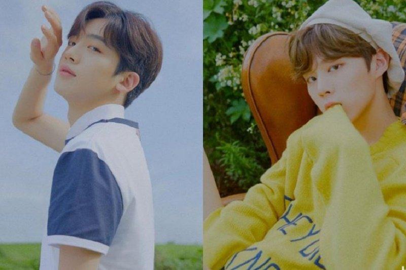 """Dua personel grup X1 Yo-han dan Woo-seok X1 bakal tampil di """"Let's Eat Dinner Together"""""""