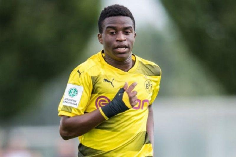 Spektakuler, anak ajaib Dortmund ini cetak enam gol saat lawan Wuppertaler