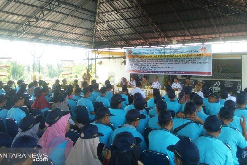 ATKP Medan gelar pelbagai pelatihan di Pesisir Selatan