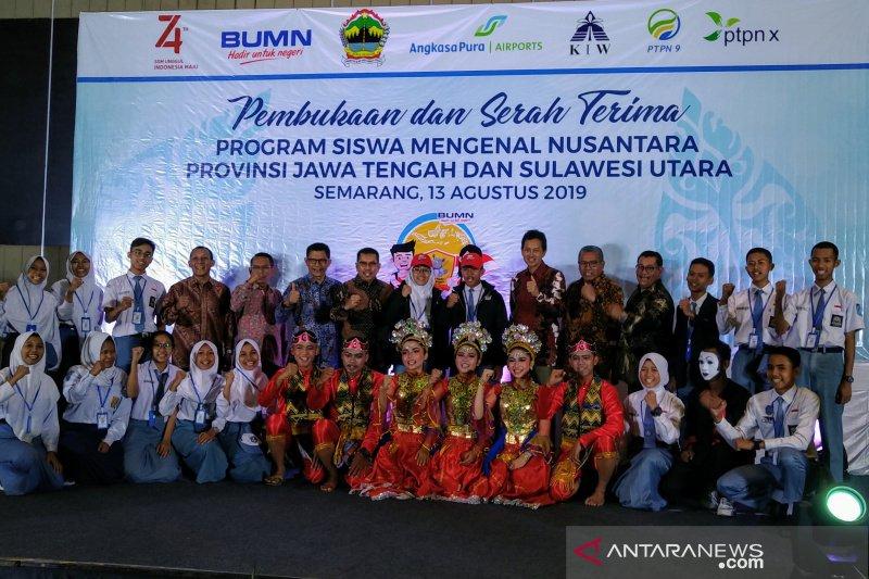 Peserta SMN dari Jateng diminta hormati adat istiadat setempat