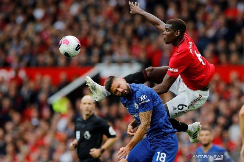 Pogba masih berniat tinggalkan Manchester United