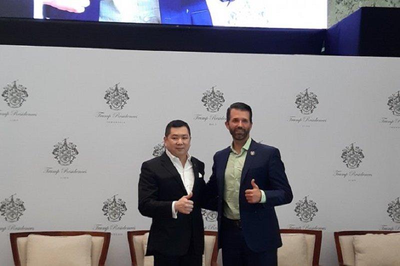 Putra Donald Trump tanam invest properti ultra mewah di Indonesia