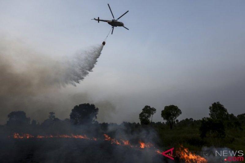 Engineer pesawat waterbombing asal Rusia meninggal
