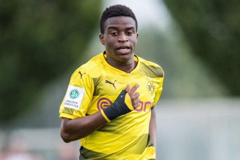 Spektakuler, anak ajaib Dortmund ini cetak enam gol